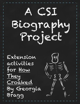 How They Croaked - Creative writing & Research writing