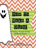 How To Make A Ghost: A Tasty Holiday Writing Project