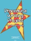 """How-To"" Procedural Writing Project (Common Core-Writing W.2.2)"