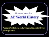 How We Examine AP World History