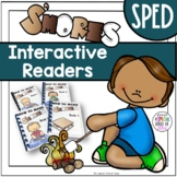 How to Make S'Mores Interactive Easy Readers