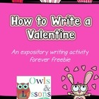 How to Write a Valentine