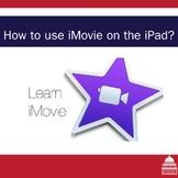 How to use iMovie on the iPad Handout