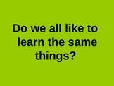 Howard Gardner's Multiple Intelligences explained ...