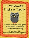 Howloween Tricks and Treats
