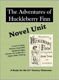 Huckleberry Finn Novel Unit: Common Core Aligned