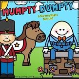 Humpty Dumpty Nursery Rhyme Set