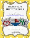 Hundreds Chart Hidden Pictures Set #1 Math FUN!!