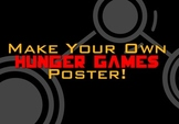 Hunger Games Customizable Posters