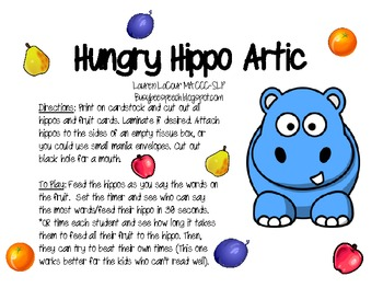 Hungry Hippos Artic