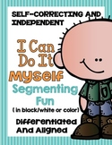 I Can Do It Myself: Segmenting Self-Correcting, Differenti