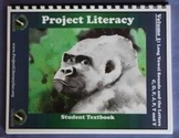 I Go Ape student literacy textbook for early learners.