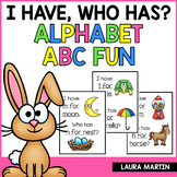 I Have, Who Has-ABC Fun