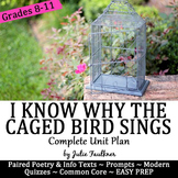 I Know Why the Caged Bird Sings Angelou Narrative Autobio