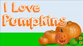 I Love Pumpkins! (video)