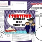 I Survived... Titanic (Ch. 1-4)
