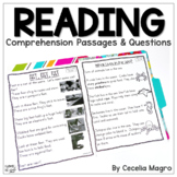 I am Reading! Fiction and Non Fiction Texts - First Grade