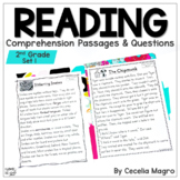 I am Reading! Fiction and Non Fiction Texts - Second Grade