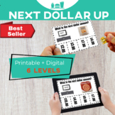 DOLLAR UP: I can...buy food  Money Adapted Book Bundle 4 B