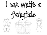 I can write a fairytale
