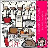 I wanna be a chef by Melonheadz