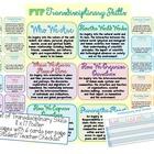 IB Transdisciplinary Skills- PYP