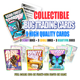 INSECT TRADING CARDS