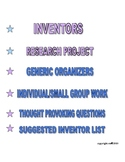 INVENTORS  RESEARCH PROJECT
