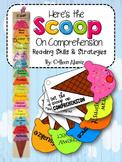 Ice Cream Scoop Comprehension Strategies