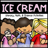Ice Cream Unit {Math, Literacy, & Science}