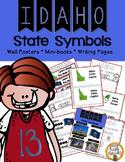 Idaho State Symbols Notebook