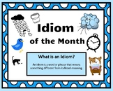 Idiom of the Month