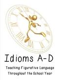 Idioms A-D