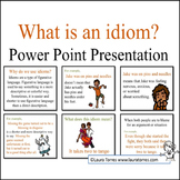 Idioms Power Point Presentation