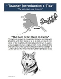 Iditarod Dog Sled Race Simulation Activity (Northern Route)