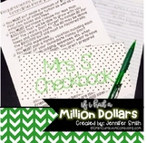 If I Had a Million Dollars Project (Financial Literacy and