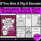 If You Give A Sub A Plan: If You Give A Pig A Pancake Unit