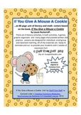 If You Give a Mouse a Cookie - Literacy and Math Centers