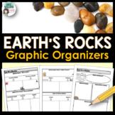Rocks - Igneous, Sedimentary & Metamorphic Rocks Graphic O