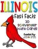 Illinois Fast Facts Scavenger Hunt