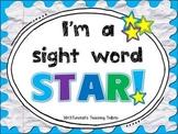 I'm a Sight Word Star!