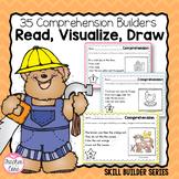 35 Comprehension Builders for Beginning Readers- Building