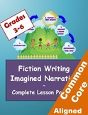 Imagined Narrative Lesson Plan - Complete Fiction Writing