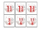 Improper Fractions & Mixed Numbers Center Game