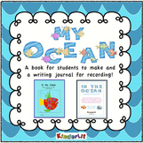 My Ocean - A Collage Book and Writing Journal for Ocean Animals