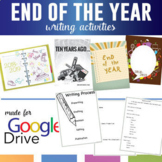 'In Ten Years' End of the School Year Writing Activity