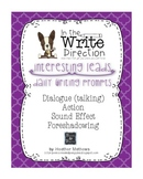 In The Write Direction - Interesting Leads 3rd-5th grade