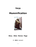 Inca Mummification