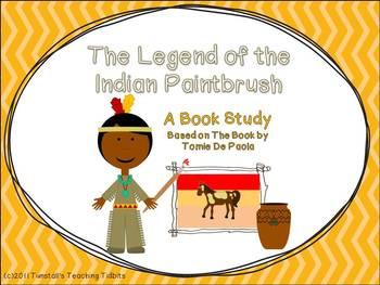 Indian Paintbrush Book Study