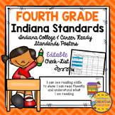 Indiana College and Career Ready Standards ~ 4th Grade ~
